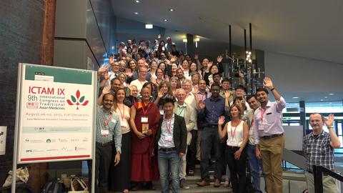 ICTAM IX Participants