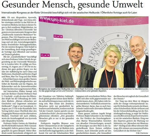 Schleswig-Holsteinische Landeszeitung