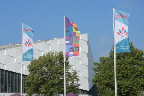 ICTAM Flags