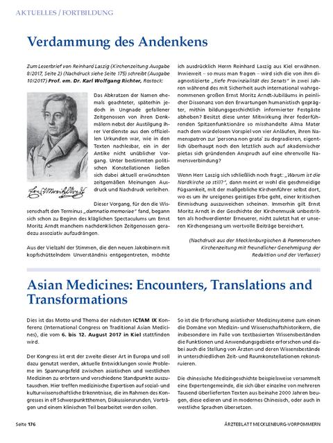 Artikel MV Ärzteblatt_Seite_1 Mai